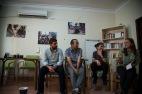 Møte med kurdisk ungdomsbevegelse