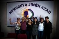På besøk hos KJA - Free women congress