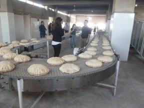 Brødkooperativ i Kobanê