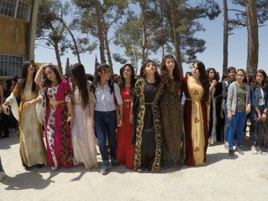 Kurdiske drakter