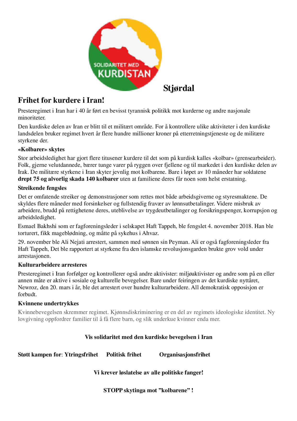 190501Frihet for kurdere i Iran (1)_p001