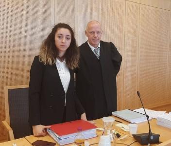 Advokat Jan Birkeland og Gülizers advokat i Tyrkia, Raziye Özturk